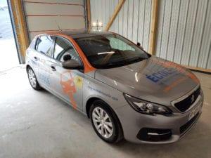 semi-covering-marquage-logotage-adhésif-voiture-véhicule