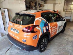 semi-covering-marquage-logotage-adhesif-voiture-vehicule